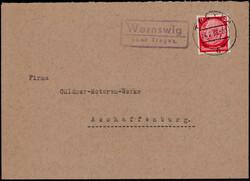 103570: Germany West, Zip Code W-35, 357 Stadtallendorf
