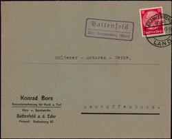 103550: Germany West, Zip Code W-35, 355 Marburg