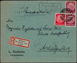 103580: Germany West, Zip Code W-35, 358 Fritzlar