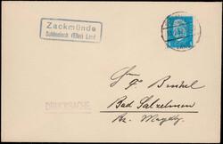113300: Deutschland Ost, Plz Gebiet O-33, 330-331 Schönebeck