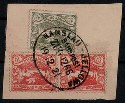 310: Upper Silesia - Cancellations and seals