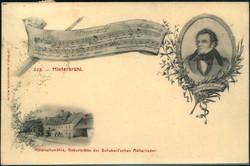 501213: Musik, Komponisten, Schubert