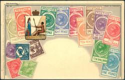 6110: Südaustralien - Postkarten