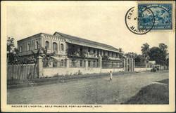 2955: Haiti - Postkarten