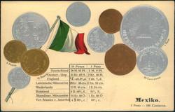 4425: Mexiko - Postkarten