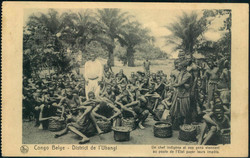 1850: ベルギー領コンゴ