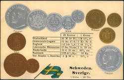 5625: Schweden - Postkarten