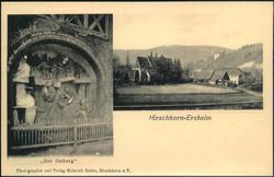 106930: Germany West, Zip Code W-69, 693 Eberbach- Baden