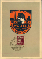 114400: Deutschland Ost, Plz Gebiet O-44, 440-445 Bitterfeld