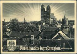 112130: Deutschland Ost, Plz Gebiet O-21, 213 Prenzlau