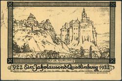 114300: Deutschland Ost, Plz Gebiet O-43, 430 Quedlinburg