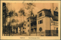 112090: Deutschland Ost, Plz Gebiet O-20, 209 Templin