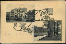 111400: Deutschland Ost, Plz Gebiet O-14, 140-141 Oranienburg