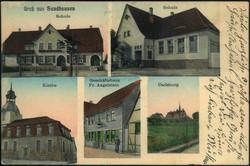 115500: Deutschland Ost, Plz Gebiet O-55, 550 Nordhausen