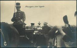 985099: Zeppelin, Zeppelin Postkarten, sonstige
