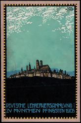 201099: Ansichtskarten, AK-Künstler, allgemein