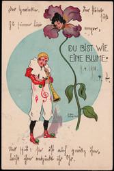 351010: Kunst u. Kultur, Malerei, Jugendstil