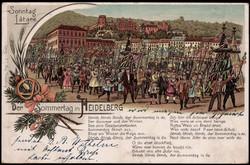 106900: Germany West, Zip Code W-68, 690- 691 Heidelberg