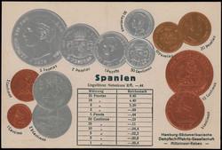 5790: Spain - Picture postcards
