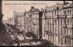 1715: Argentinien - Postkarten
