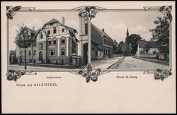 113560: Deutschland Ost, Plz Gebiet O-35, 356 Salzwedel