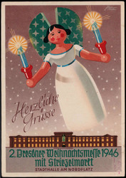 202048: Ansichtskarten, Glückwunsch, Weihnachten