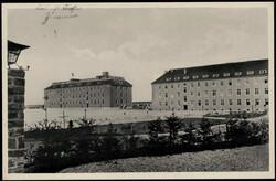 483024: Military, WW - II, Barracks, Bunker