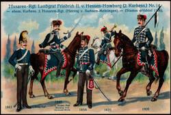 482072: Military, WW-I, Soldier Portraits