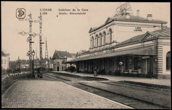 25020: Architecture, Railway Stations