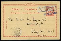 Auktionshaus Rosslau 55. - Los 714