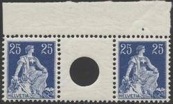 5655155: Schweiz Zwischenstege - Zusammendrucke