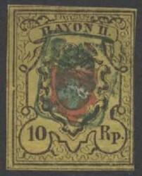 5655102: Rayon II, gelb, ohne Kreuzeinfassung (STEIN A 3)