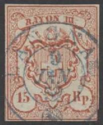 5655125: Rayon III, kleine Ziffer (RP.)