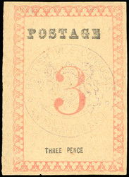 2887: Grossbritannien Britische Post auf Madagaskar