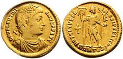 Antike - Römische Kaiserzeit - Valentinianus I., 364 - 375