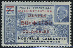 7128: Collections and Lots French Colonies