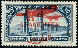 1615: Alawiten - Flugpostmarken
