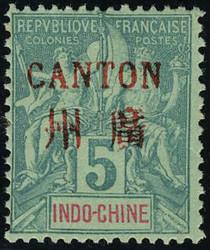 2715: Französisch Indochina Südchina B: Städteausgaben