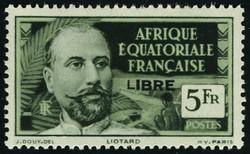 2675: Französisch Äquatorial Afrika
