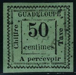 2915: Guadeloupe - Portomarken