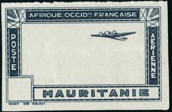 4405: Mauretanien - Flugpostmarken