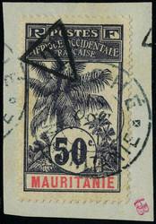 4405: Mauretanien - Stempelmarken