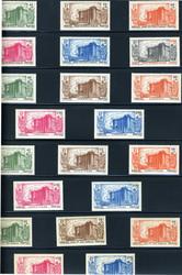 7128: Sammlungen und Posten Franz. Kolonien