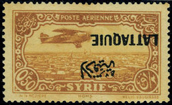 4130: Latakia - Airmail stamps