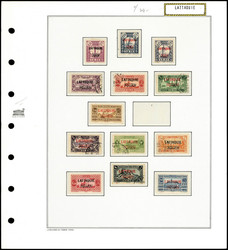 4130: Latakia - Collections