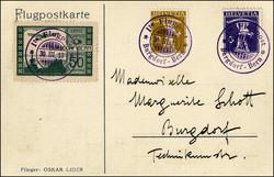 5659105: Schweiz - Pionierflüge (PF)