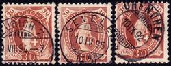 7999: Schweiz - Lot