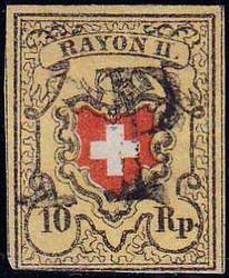 5655101: Rayon II, gelb, ohne Kreuzeinfassung (STEIN A 2)