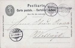 5655054: Kanton Appenzell - Ganzsachen