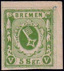 25: Altdeutschland Braunschweig - Stempel